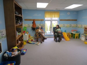 Ridgeway Mennonite Infant Nursery